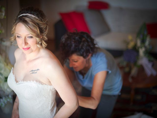 Il matrimonio di Alberto e Tania a Sirmione, Brescia 8