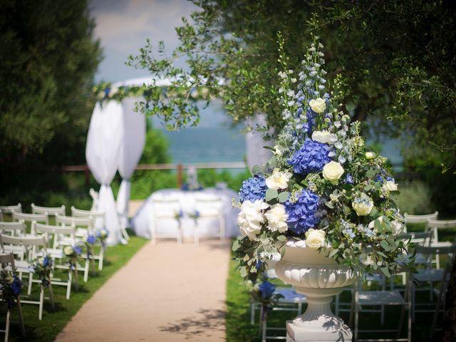 Il matrimonio di Alberto e Tania a Sirmione, Brescia 13