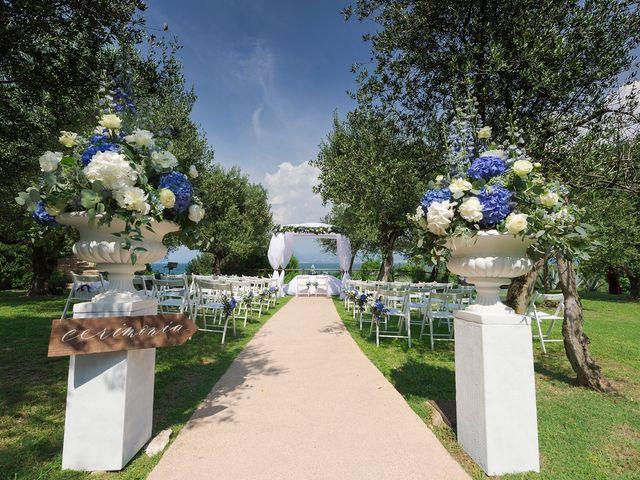 Il matrimonio di Alberto e Tania a Sirmione, Brescia 17