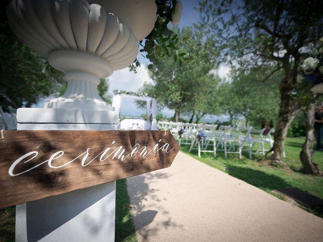 Il matrimonio di Alberto e Tania a Sirmione, Brescia 18