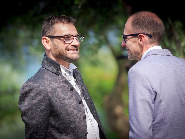 Il matrimonio di Alberto e Tania a Sirmione, Brescia 21