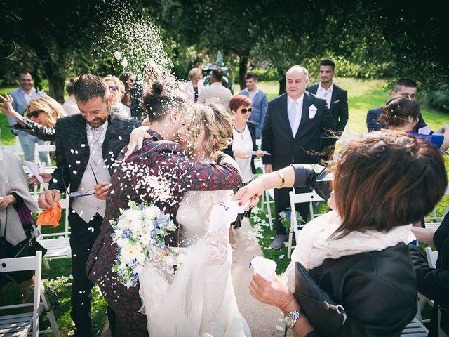 Il matrimonio di Alberto e Tania a Sirmione, Brescia 30