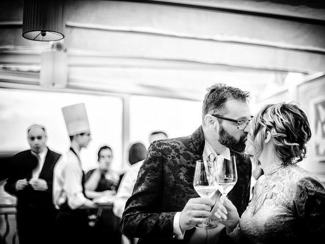 Il matrimonio di Alberto e Tania a Sirmione, Brescia 34