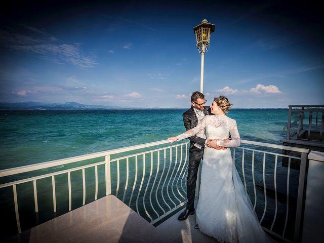 Il matrimonio di Alberto e Tania a Sirmione, Brescia 36