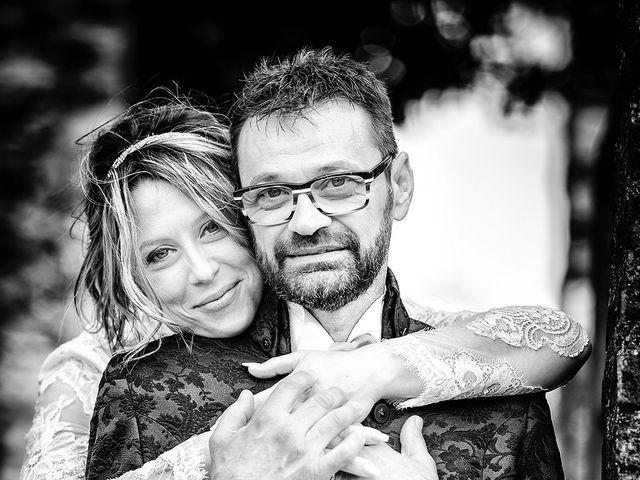 Il matrimonio di Alberto e Tania a Sirmione, Brescia 40