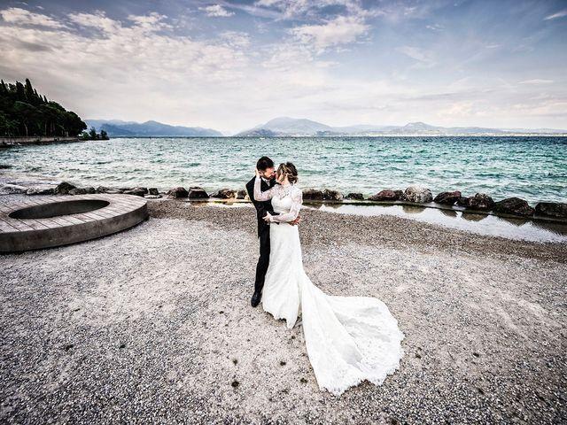 Il matrimonio di Alberto e Tania a Sirmione, Brescia 42