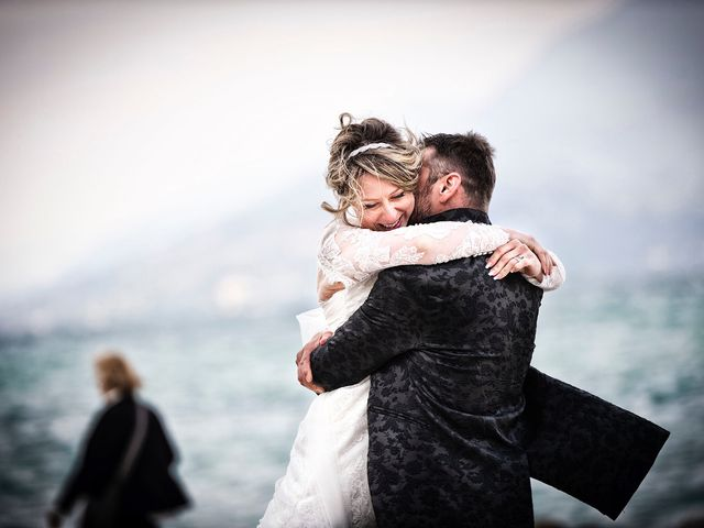 Il matrimonio di Alberto e Tania a Sirmione, Brescia 43