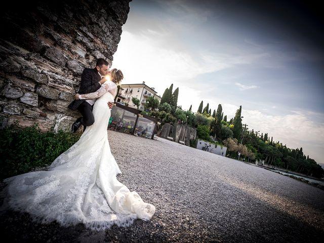 Il matrimonio di Alberto e Tania a Sirmione, Brescia 44