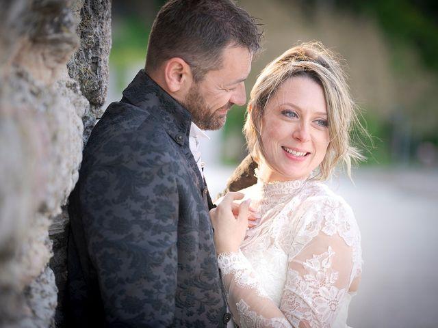 Il matrimonio di Alberto e Tania a Sirmione, Brescia 45