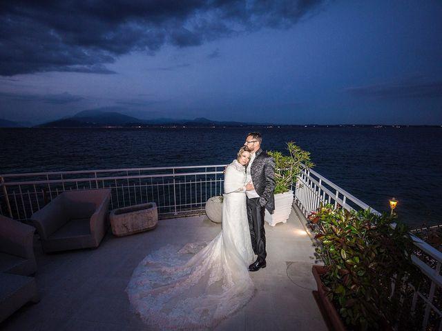 Il matrimonio di Alberto e Tania a Sirmione, Brescia 51