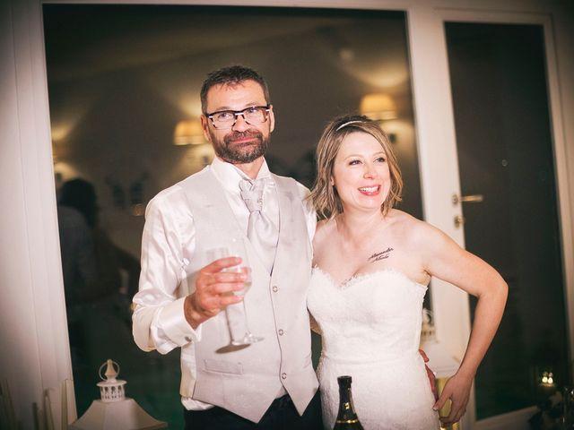 Il matrimonio di Alberto e Tania a Sirmione, Brescia 56