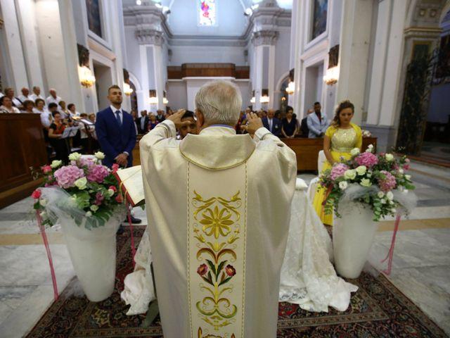 Il matrimonio di Rey e Tatiana a Ortona, Chieti 39