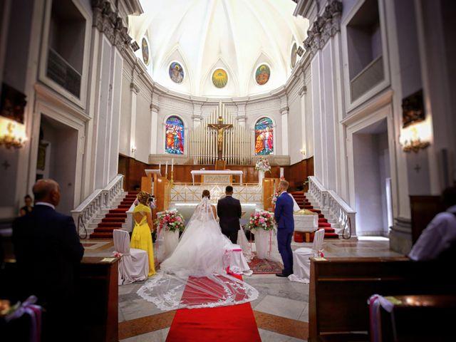 Il matrimonio di Rey e Tatiana a Ortona, Chieti 40