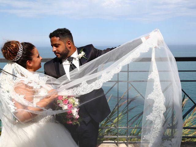 Il matrimonio di Rey e Tatiana a Ortona, Chieti 43