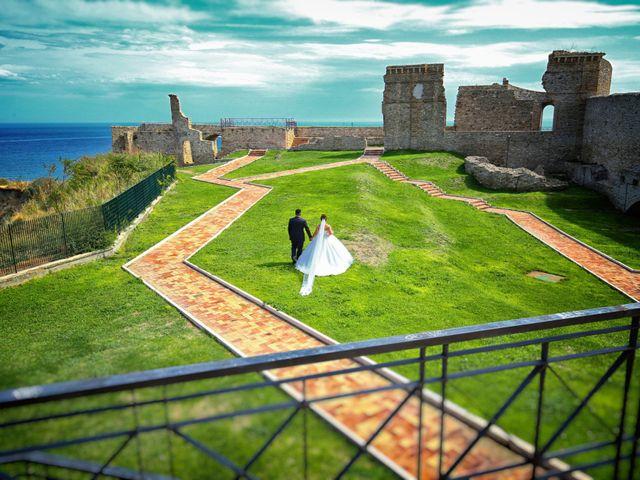 Il matrimonio di Rey e Tatiana a Ortona, Chieti 45