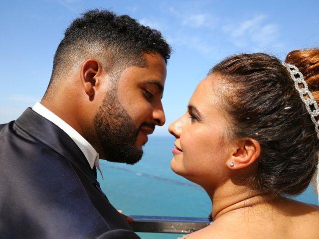 Il matrimonio di Rey e Tatiana a Ortona, Chieti 46