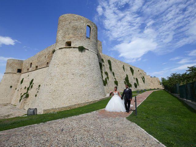 Il matrimonio di Rey e Tatiana a Ortona, Chieti 48