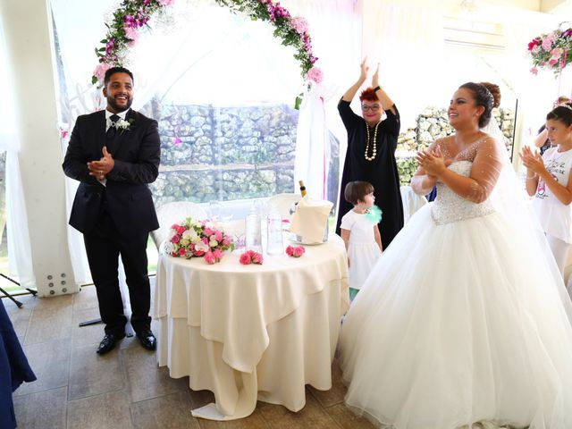 Il matrimonio di Rey e Tatiana a Ortona, Chieti 55