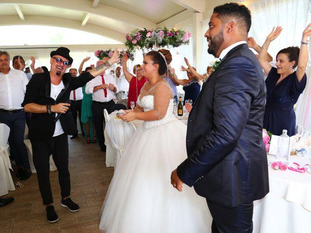 Il matrimonio di Rey e Tatiana a Ortona, Chieti 57