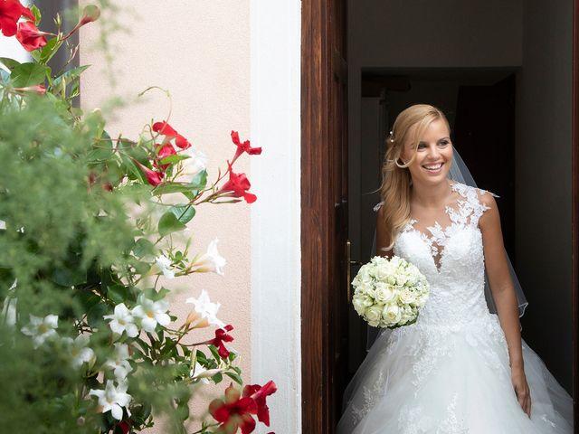 Il matrimonio di Mirco e Valentina a Gradisca d'Isonzo, Gorizia 13