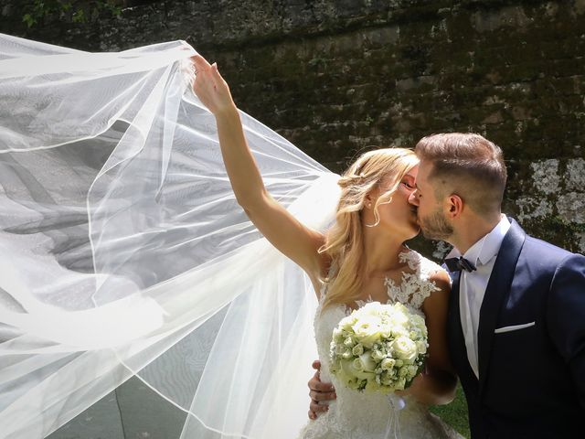 Le nozze di Valentina e Mirco
