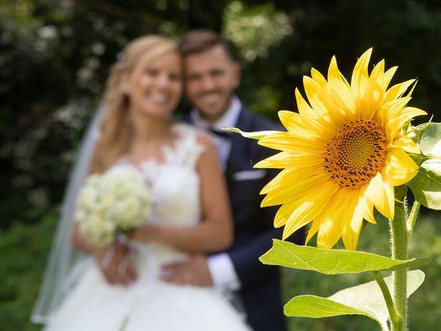 Il matrimonio di Mirco e Valentina a Gradisca d'Isonzo, Gorizia 18