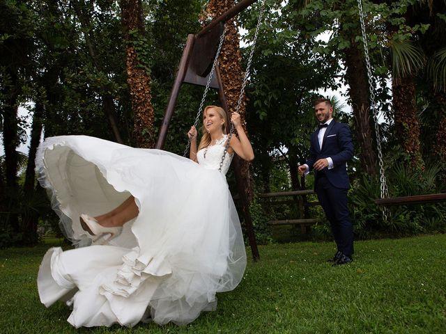 Il matrimonio di Mirco e Valentina a Gradisca d'Isonzo, Gorizia 24