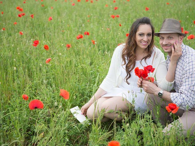 Il matrimonio di Graziano e Jessica a Erbusco, Brescia 6