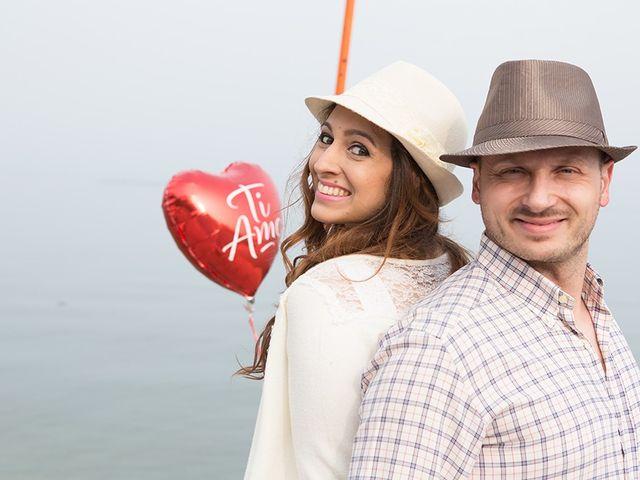 Il matrimonio di Graziano e Jessica a Erbusco, Brescia 7