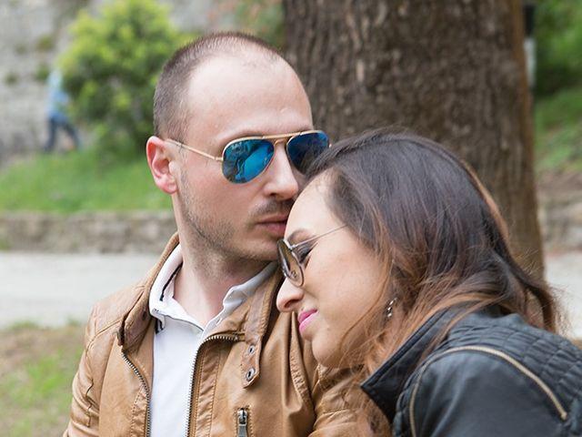 Il matrimonio di Graziano e Jessica a Erbusco, Brescia 9