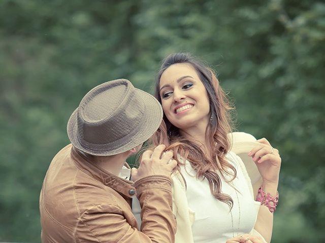 Il matrimonio di Graziano e Jessica a Erbusco, Brescia 10