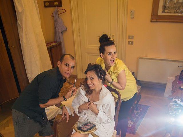 Il matrimonio di Graziano e Jessica a Erbusco, Brescia 16