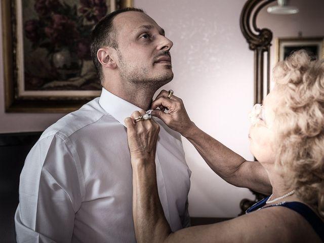 Il matrimonio di Graziano e Jessica a Erbusco, Brescia 20