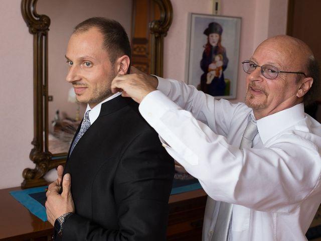 Il matrimonio di Graziano e Jessica a Erbusco, Brescia 25