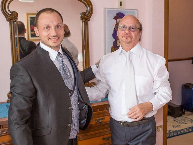 Il matrimonio di Graziano e Jessica a Erbusco, Brescia 27