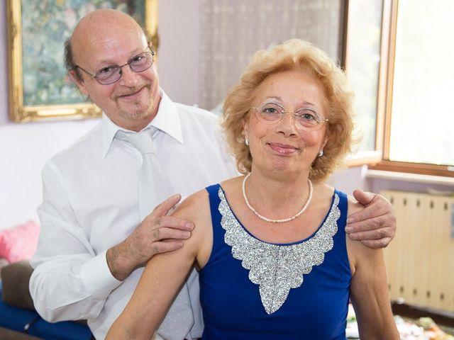 Il matrimonio di Graziano e Jessica a Erbusco, Brescia 37
