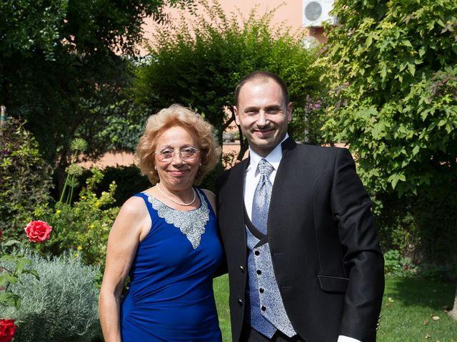 Il matrimonio di Graziano e Jessica a Erbusco, Brescia 41