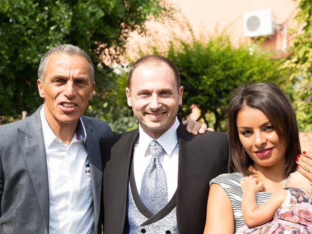 Il matrimonio di Graziano e Jessica a Erbusco, Brescia 45