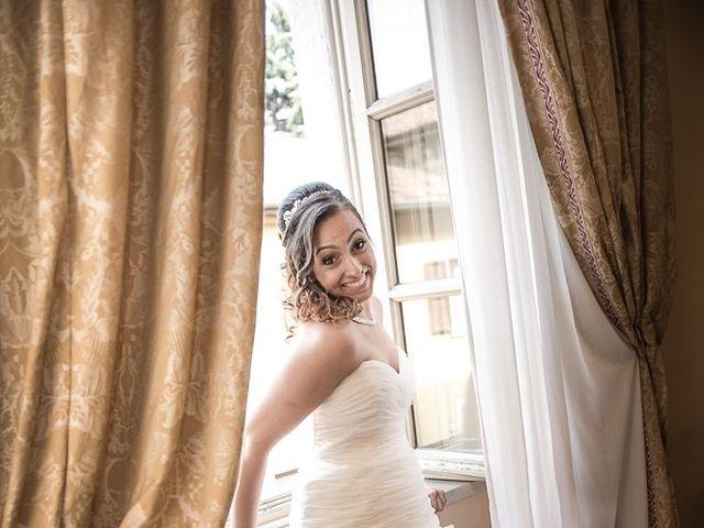 Il matrimonio di Graziano e Jessica a Erbusco, Brescia 53