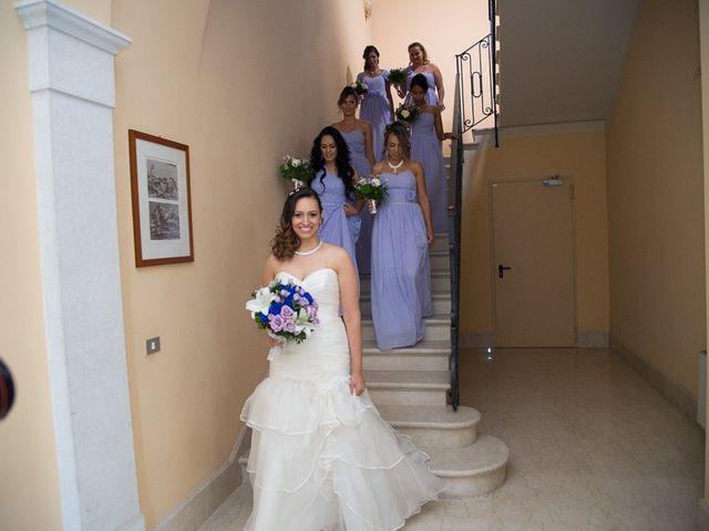Il matrimonio di Graziano e Jessica a Erbusco, Brescia 60