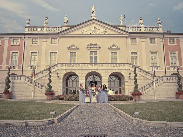 Il matrimonio di Graziano e Jessica a Erbusco, Brescia 66