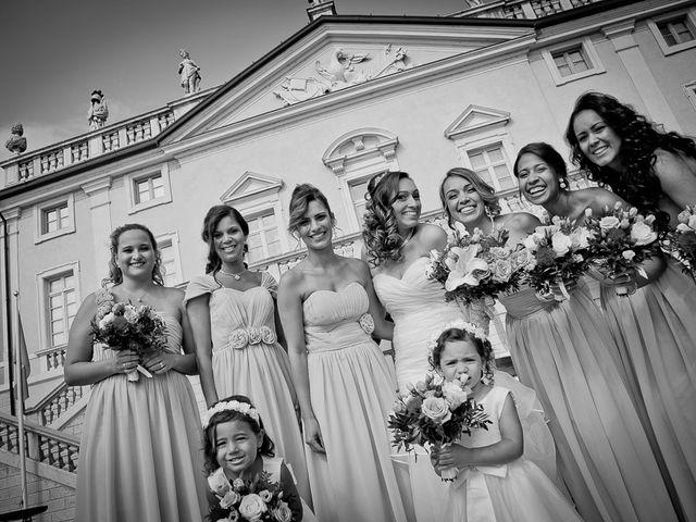 Il matrimonio di Graziano e Jessica a Erbusco, Brescia 69