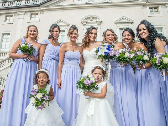 Il matrimonio di Graziano e Jessica a Erbusco, Brescia 70