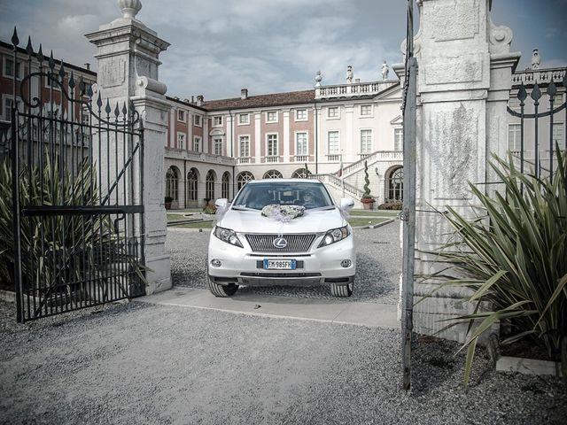 Il matrimonio di Graziano e Jessica a Erbusco, Brescia 73