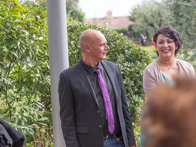 Il matrimonio di Graziano e Jessica a Erbusco, Brescia 74