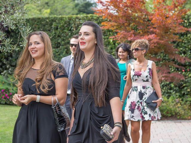 Il matrimonio di Graziano e Jessica a Erbusco, Brescia 79