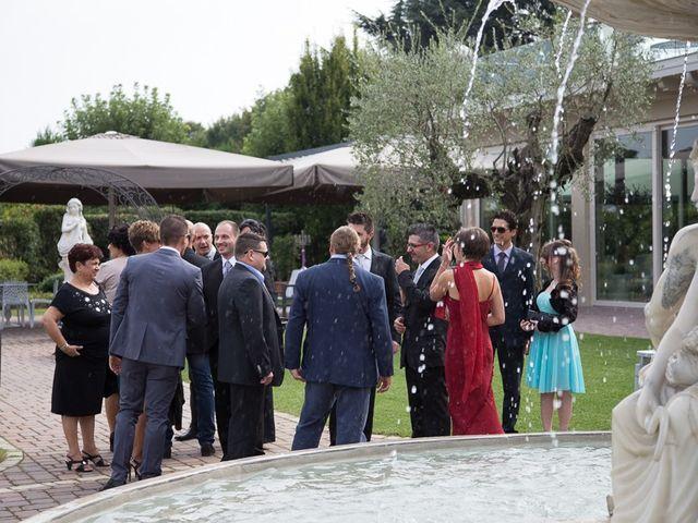 Il matrimonio di Graziano e Jessica a Erbusco, Brescia 82