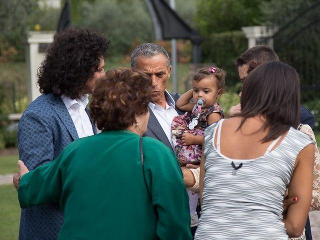 Il matrimonio di Graziano e Jessica a Erbusco, Brescia 83