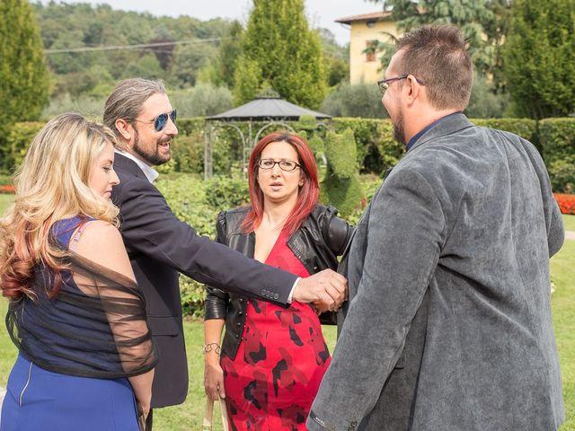 Il matrimonio di Graziano e Jessica a Erbusco, Brescia 87