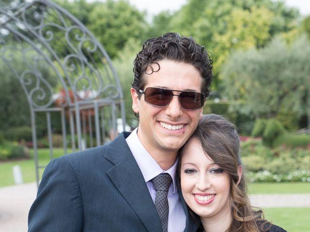 Il matrimonio di Graziano e Jessica a Erbusco, Brescia 88